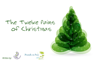 The Twelve Pains Of Christmas.The Pain Community S 12 Pains Of Christmas The Pain Community
